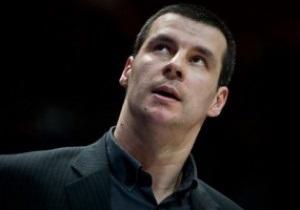 БК Донецк остался без главного тренера