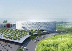 Баскетбольную арену в Киеве будет строить компания DeVision