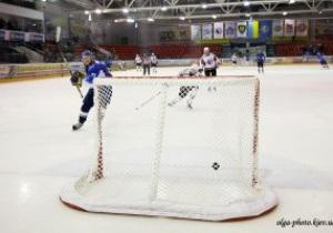 Хоккей: Киевский Сокол установил антирекорд ПХЛ Украины