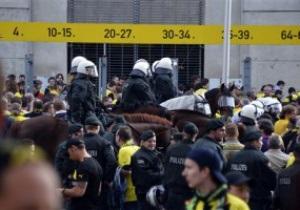 Матч чемпионата Германии закончился массовыми арестами