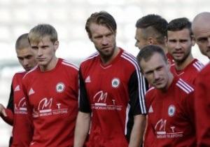 Футбольной сборной Латвии запретят говорить на русском языке