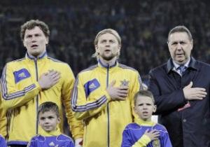 Новый тренер у сборной Украины должен появиться до 14 ноября
