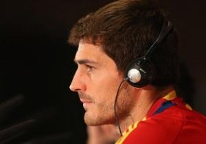 Касильяс: Реалу сейчас не нужен Фалькао
