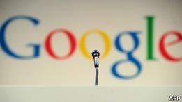 Торговлю акциями Google приостановили из-за ошибки