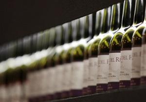 Производство вина в Украине сократилось почти на треть