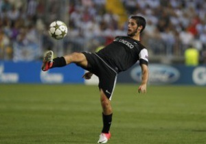 Барселона включится в борьбу за молодую звезду Малаги