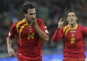 Автор гола: Черногория в сто раз меньше Украины, но на футбольном поле шансы есть у всех команд