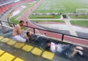 Английские фанаты получат компенсацию за дождливый матч