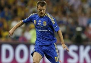 Ярмоленко претендует на звание самого популярного футболиста в мире