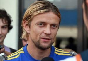 Тимощук: Мы не имеем права на ошибку в матче с Черногорией