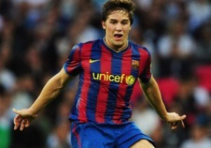 Барселона отправила своего защитника в Мальорку