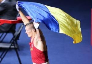 Капитан сборной Украины Усик признан лучшим боксером планеты