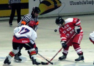 Сборная Грузии по хоккею проведет первый официальный матч в своей истории