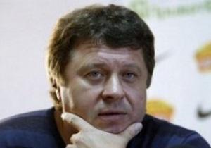 Заваров: Я соглашусь возглавить сборную Украины
