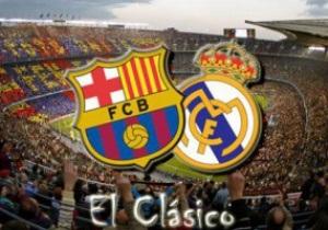 Барселона и Реал разошлись боевым миром