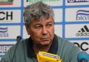 Луческу: Мне не понравился Шевчук, Срна иногда играл расслабленно