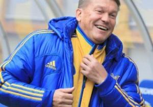 Стал известен временный преемник Олега Блохина в сборной Украины