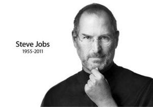Apple посвятила годовщине смерти Джобса главную страницу своего сайта