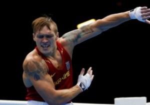 Усик снялся в рекламе ради карьеры в профессиональном боксе