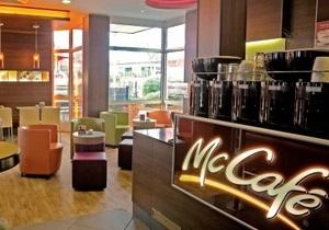 McDonald s зарегистрировала собственный кофейный бренд