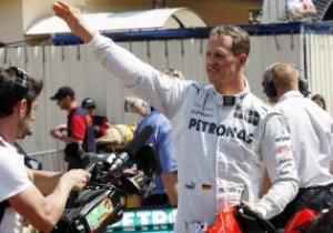 Михаэль Шумахер навсегда прощается с Формулой-1
