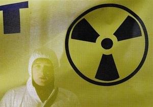 Россия и Украина начнут сегодня строительство завода по производству ядерного топлива
