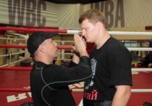 Цзю: Пускай все думают, что Кличко легко победит Поветкина - это нам на руку
