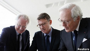 Ротшильд поможет ТНК-ВР выкупить долю британского гиганта