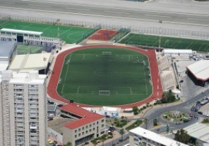 Куда уж меньше. Гибралтар стал временным членом UEFA