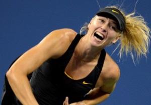 Шарапова выступает против криков в женском теннисе