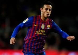 Барселона потеряла бойца перед битвой с Реалом