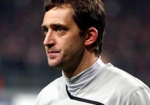Вратарь сборной Украины получил травму плеча