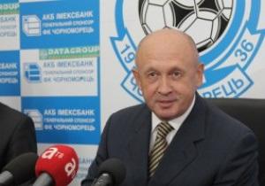 Сборную Украины может возглавить Павлов