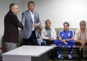 Блохин пожелал болельщикам Динамо терпения