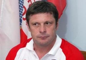 Лужный: хочу тренировать Манчестер Юнайтед или сборную Украины