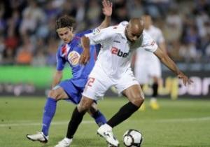 Фредерик Кануте сыграл прощальный матч за Севилью