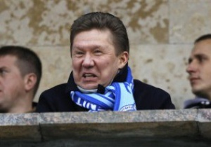 Все будет хорошо - глава Газпрома Миллер о конфликте Зенита и Денисова