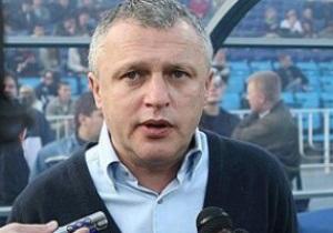 Суркис не видит Михайличенко на посту главного тренера Динамо