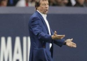 Семин: Руководство Динамо не сообщало мне об отставке