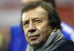 Главный тренер Динамо Киев подал в отставку - СМИ
