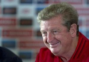 Ходжсон: Тренировать сборную Англии - это как лежать в гробу
