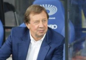 Семин: В матче с ПСЖ Динамо устроит положительный результат