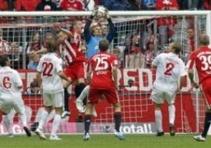 Бундеслига: Бавария без Тимощука обыграла Майнц, Фортуна Воронина идет без поражений