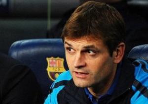 Тренер Барселоны: на позиции Фабрегаса играют лучшие футболисты мира