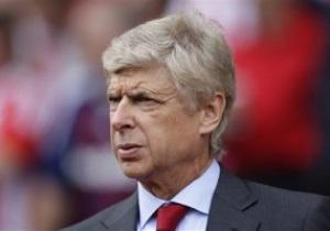 Венгер: Я не забочусь о новом контракте с Арсеналом
