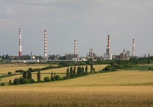 ТНК-BP ведет переговоры о продаже НПЗ в Украине