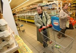 АМКУ подозревает киевские сети супермаркетов в сговоре