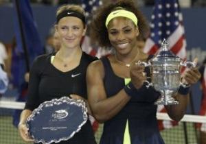 Новый триумф. Серена Уильямс выиграла US Open-2012