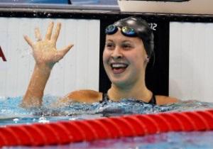 Украина добыла еще две золотые медали с рекордами в плавании
