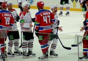 ХК Донбасс свой второй матч в КХЛ проиграл звездному сопернику